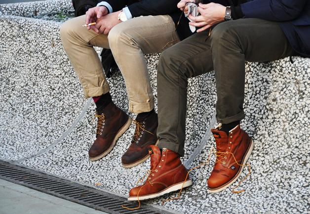 Титов: новости, с чем носить мужские высокие ботинки быстрее