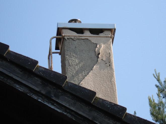 Travaux sur cheminée
