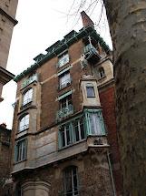 Hector Guimard Castel Beranger Paris 1897