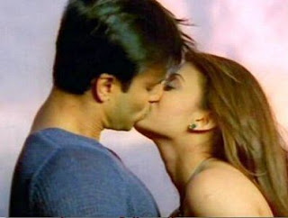 Hot sexy kiss video