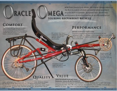 Omega Features Overview 2007