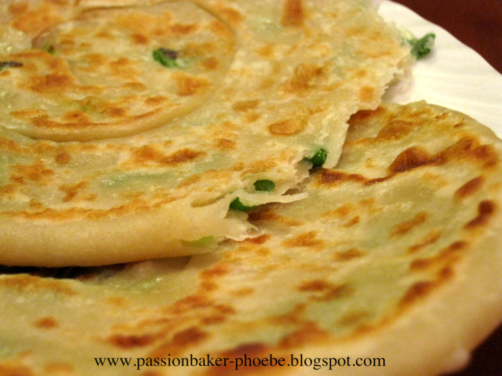 More Than Bread: Chinese Scallion Pancake 葱油餅