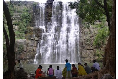 Bhimlat Waterfall