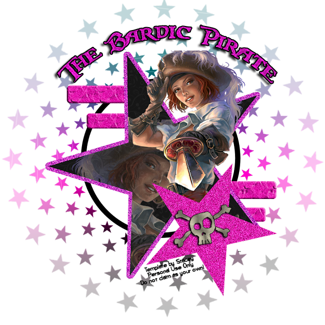 The Bardic Pirate Blog