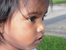 Anya Rashi, 19 months old