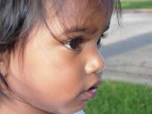 Anya Rashi, 19 months old