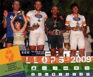 CURSA DEL LLOP 2009