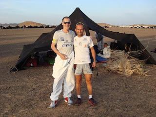 Marathon des Sables 2010