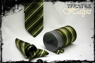 Tie + Hanky + Cufflinks
