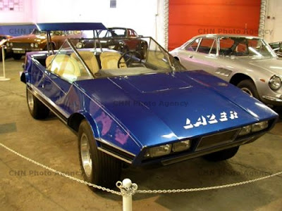 Shah of Iran Cars http://iransupercars.blogspot.com/2007/08/shahs-secret-car-collection.html