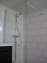 Kaklet i badrummet