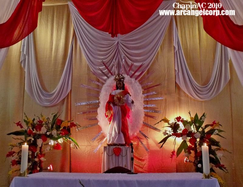 Decoracion Altar Virgen De Guadalupe ~ Como Decorar Un Altar Para Virgen De Guadalupe