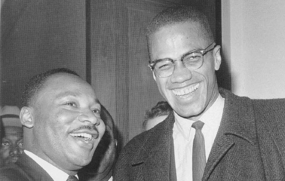 mlk and malcolm x speeches A second assassination of malcolm x and martin luther king jr has been the  attempt to  if one reads malcolm x's speeches, one will clearly understand that.