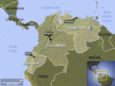 ORGANIZAÇÕES FARÃO PROTESTO NA ARGENTINA CONTRA A COLÔMBIA