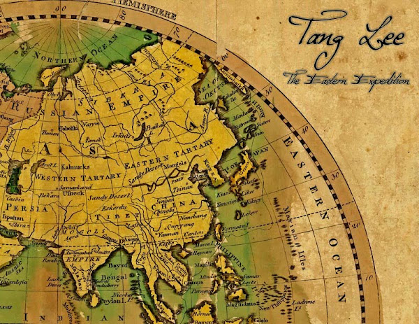 Tang Lee The eastern expedition