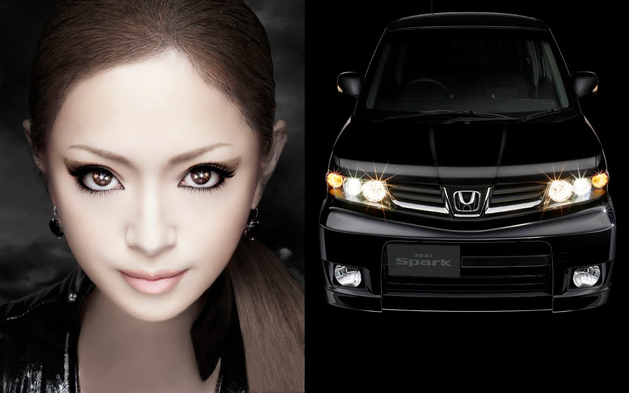 Photo] Honda Zest Spark CM Promotion Pictures Part 2-4.bp.blogspot.com