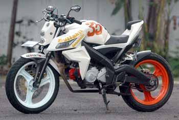 Modif Motor Yamaha Vixioncom
