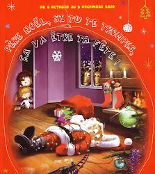 Le père Noël menacé