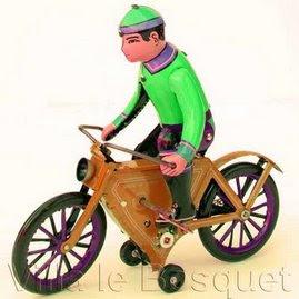 Les contributeurs à Royaninfonet : aujourd'hui le cycliste de Royan