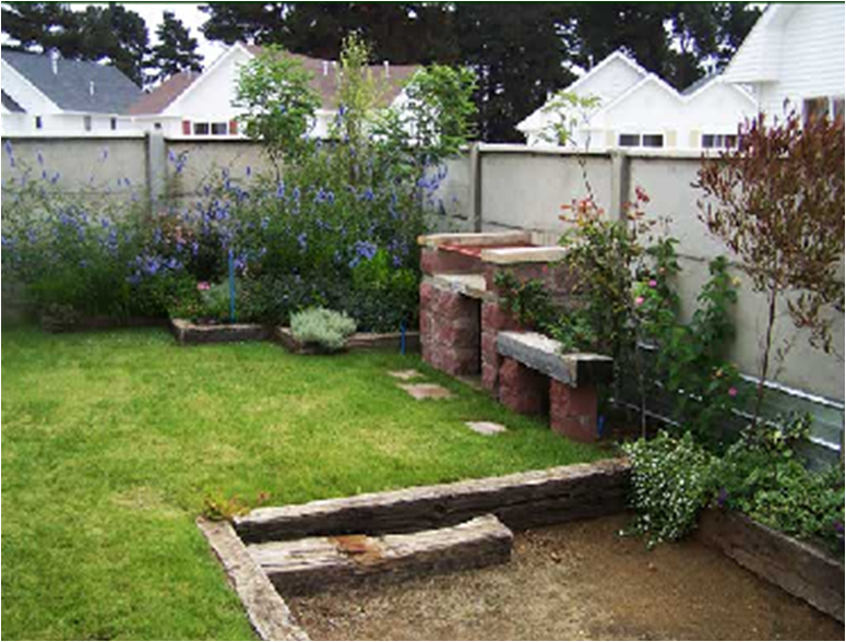 Tacto paisajismo agosto 2010 for Diseno de jardines frentes de casas