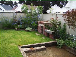 Tacto paisajismo for Diseno jardines exteriores casa