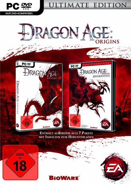 Baixar Dragon Age Origins Ultimate Edition - PC