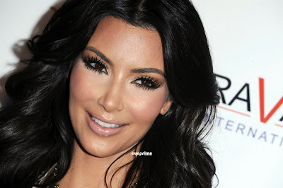 Kim Kardashian Hot Photo