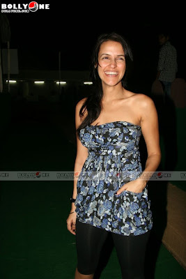 Neha Dhupia Hot Photo