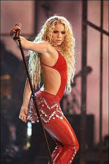 wallpaper shakira. Wallpaper World: Shakira
