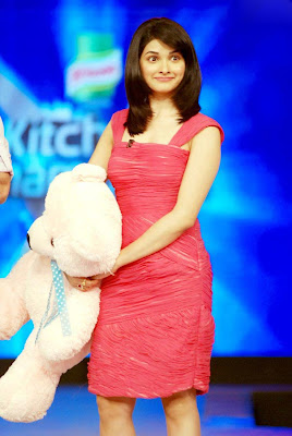 Prachi Desai in The Kitchen Champion Shows Three