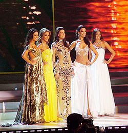Miss Universe Swimsuit Show 2010