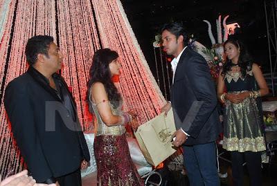 Prakash Raj-Pony Verma's Wedding Reception Pictures