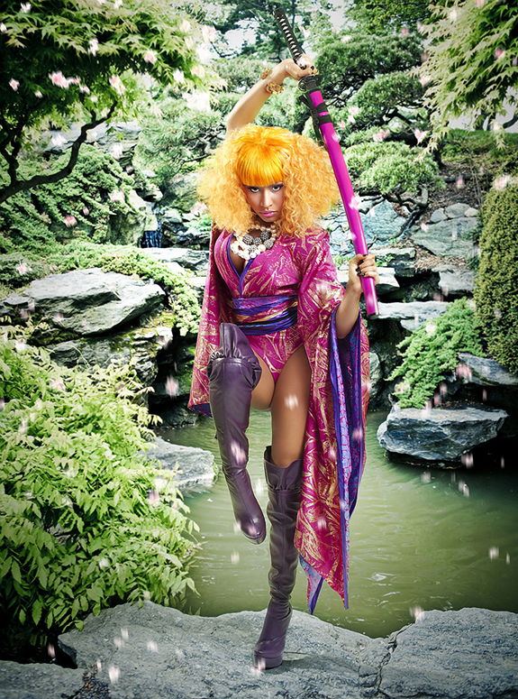"nicki minaj pink friday album songs. Nicki Minaj entitled ""Check It"