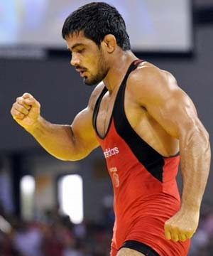 Sushil  Kumar,Indian wrestler