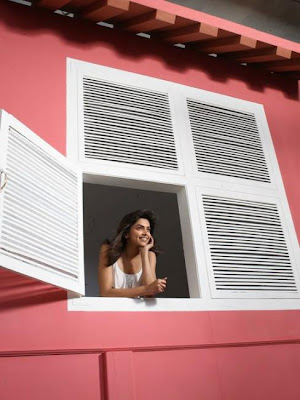 Deepika padukon in nescafe coffee ads