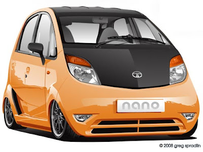 Ratan  Tata  Nano,Lovely  Car