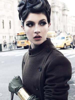 Jacquelyn Jablonski Telegraph Photoshoot