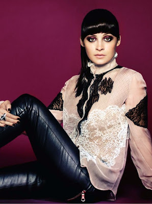 Nicole Richie: InStyle Sexy Magazine photo