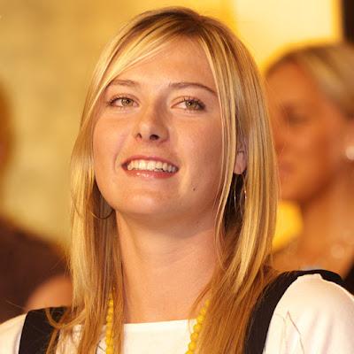 Maria Sharapova  ,model