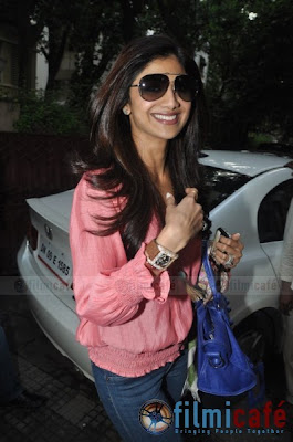Shilpa Shetty is bollywood  model,actress
