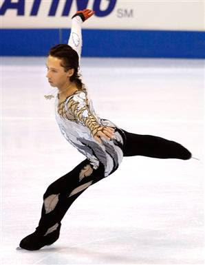Johnny Weir,Figure Skater