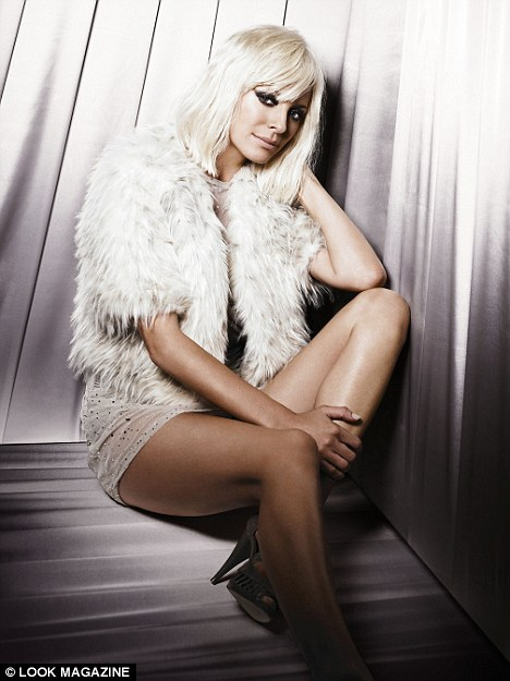 Tess Daly Sexy Photoshoot