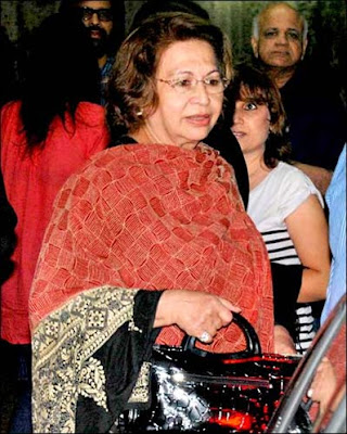 Bollywood celebrities attend the special screening of 'Dabangg'