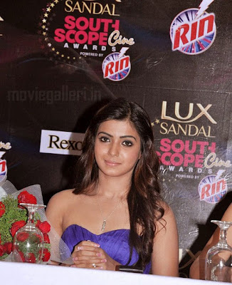 Tamil Actress Samantha Latest Photos