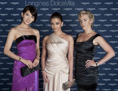 Aishwarya Rai photoshoot for Longines DolceVita Collection in Rome