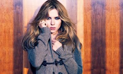 Scarlett Johansson new hot Mango ads photo