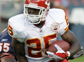 Jamaal Charles,American  football  player