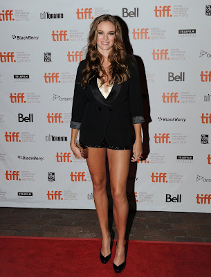 Danielle Panabaker @ Toronto International Film