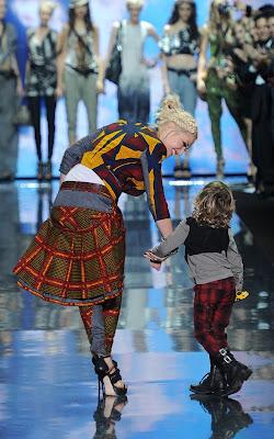 Gwen Stefani Closes Out NY Fashion Week (Photo)