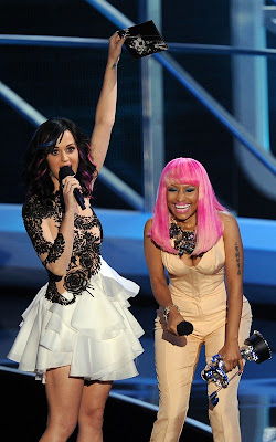 Katy Perry: Nicki Minaj is